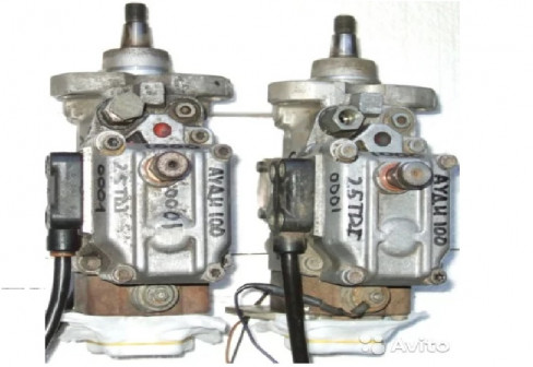 0460415998 к Ауди 100 С4 2.5тди топливный насос