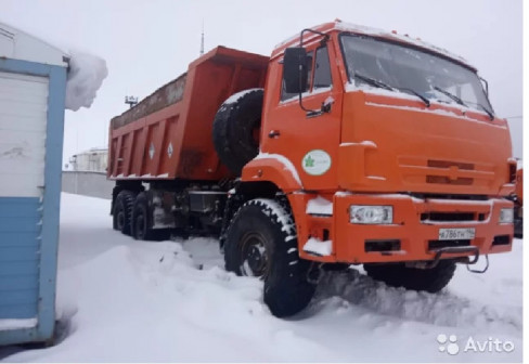 Камаз 65222-43