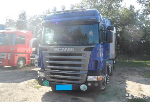   Авторазборка грузовиков и прицепов из Европы: Scania, MAN, DAF, Krone