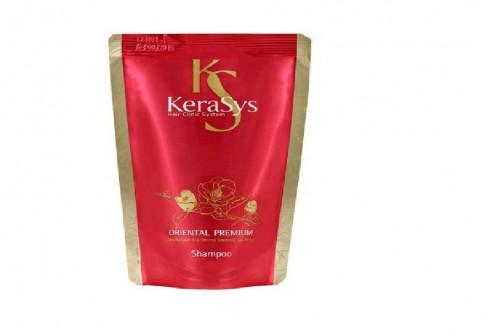 KERASYS ORIENTAL PREMIUM Шампунь для волос (мягкая упаковка), 500мл