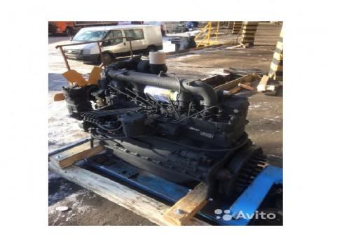 Двигатель д 260.2 на сельхоз и строительную техник