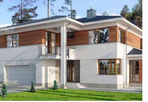 Строительство загородных домов и коттеджей от 150 кв. м