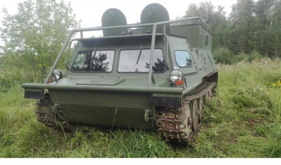 ГАЗ-73 (ГТ-МУ) - 2018 г.в.