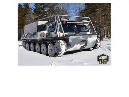 «Росомаха» грузовой вариант