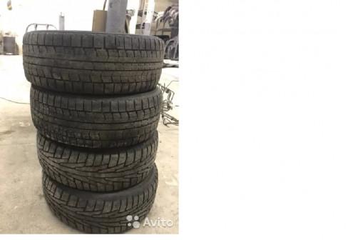 Шины Dunlop 225/55/18