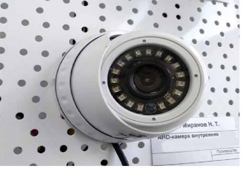 Внутренняя AHD-камера 1.3 МП (960p), Iseetec IDP24AA13AS