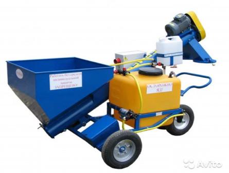 Протравливатель семян самоходный пс-5М Фермер