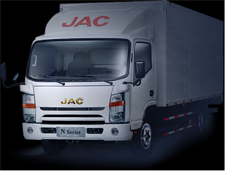 JAC N-75 Полная масса 7490 кг