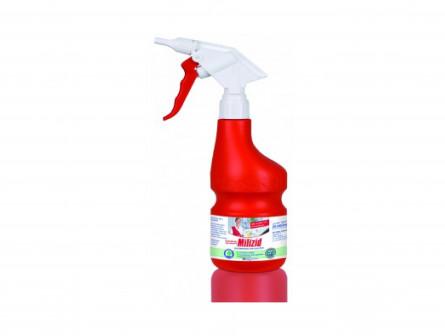 Cпрей-бутылочка 600мл,красный