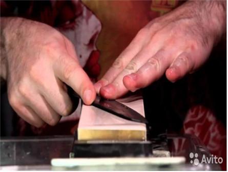 Профессиональная заточка ножей в Иркутске