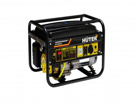 Газовый генератор Huter DY4000LG (+АИ-92)