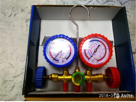 Коллектор 2 вент MG 03 А R12,134,404,22