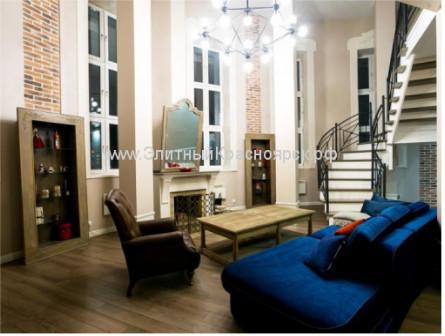Эксклюзивная двухуровневая квартира с террасами в «Лазурном»