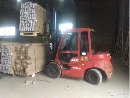 Вилочный погрузчик JAC 3.5 тонны