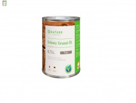 Защитное грунт-масло 870. 0,75 л.