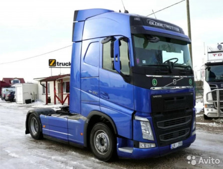 Volvo FH13.500 globetrotter