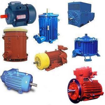 Электродвигатели А4,АК4,ВАО4,ВАСО4,4АЗМ(В), общепромышленные до 250 кВт
