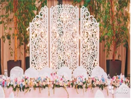 Ширма для свадьб