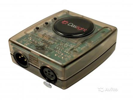 Daslight DVC4 gold контроллер светового оборудован