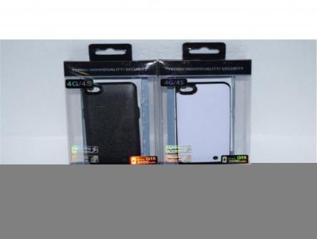Чехол-аккумулятор для iphone 4/4s на 3000mah Чехол-аккумулятор для iphone 4/4s на 3000mah Чехол-акку