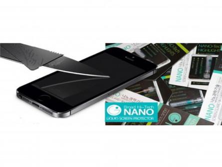 Жидкая защита экрана nano broad hi-tech Жидкая защита экрана nano broad hi-tech Жидкая защита экрана