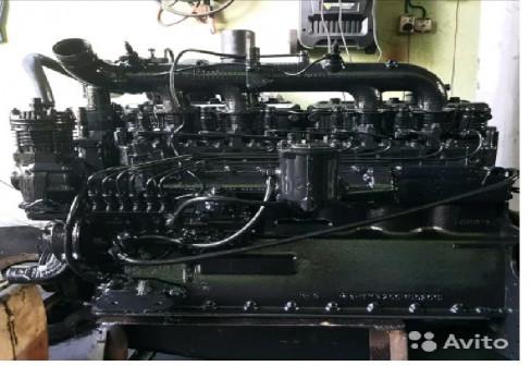 Двигатель Д260 для амкодор