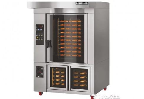 Мини-ротационная печь panemor (Турция) PM 6040