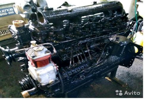 Двигатель Д260 для трактора