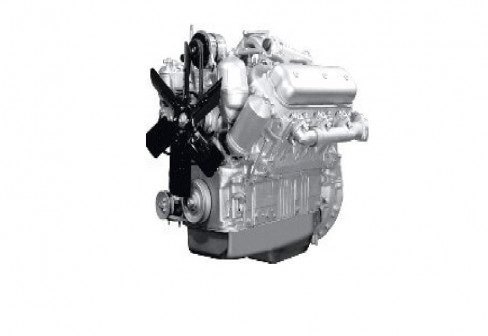 Двигатели ЯМЗ-236М2