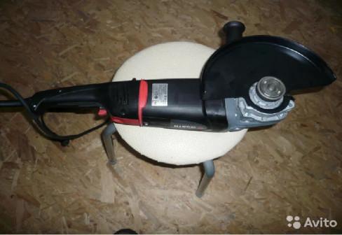 Угловая шлифовальная машина EWS 24-230S
