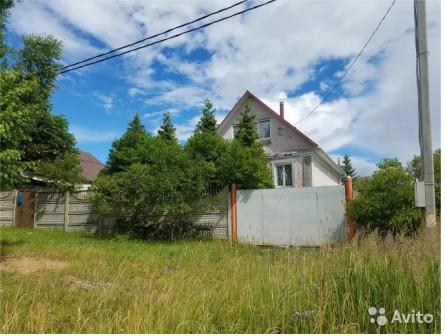 Дом 160 м² на участке 35 сот.