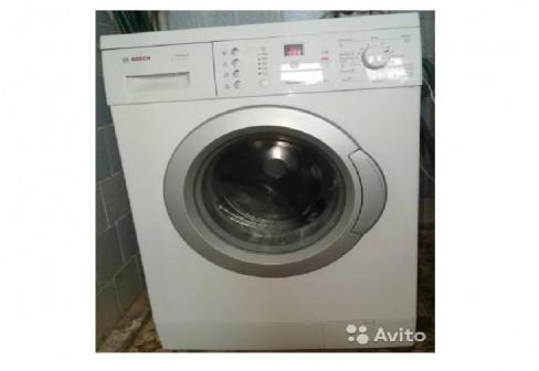 Продаю стиральную машину Bosch, б/у