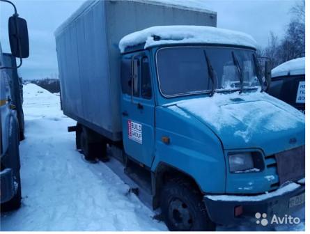 ЗИЛ Бычок Фургон 2007
