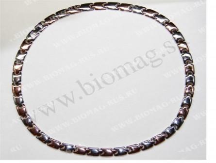 Магнитное металлическое колье - ММКО-1