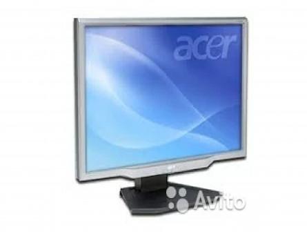 ЖК Монитор Acer 19 дюймов на гарантии