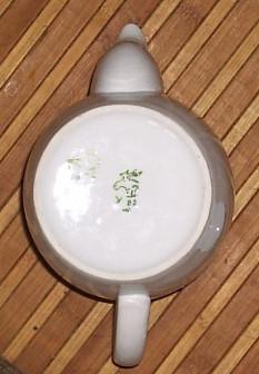 Чайник фарфоровый заварочный