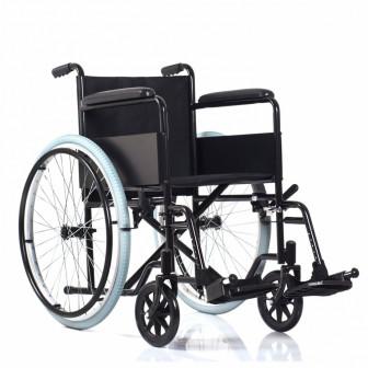 Кресло коляска Ortonica BASE 100 18PU ширина сиденья 45,5см