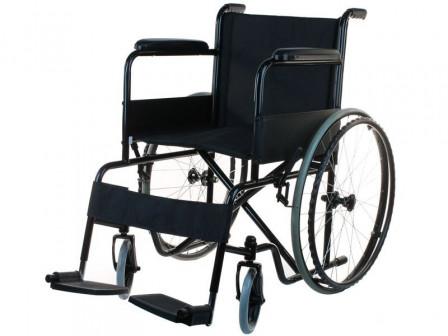 Кресло коляска Belberg 101 складная (45см) литые колеса