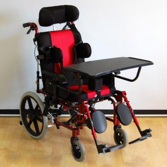 Кресло коляска Оптим FS958LBHP 32 (46 см)