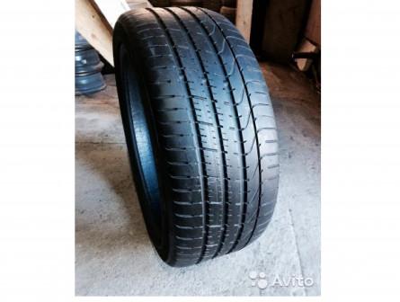 245/40/20 Pirelli Р-Zero RFT(1шт.)