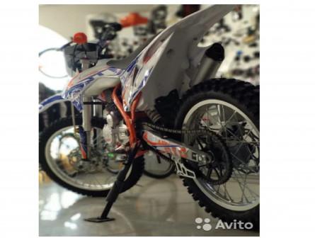 Мотоцикл kayo K1 250 MX 21/18 2019 года