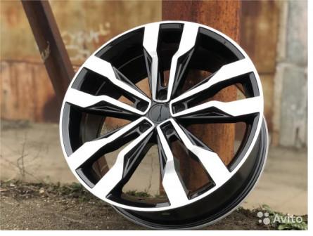 Новые диски R20 на VW Tiguan Skoda Kodiaq