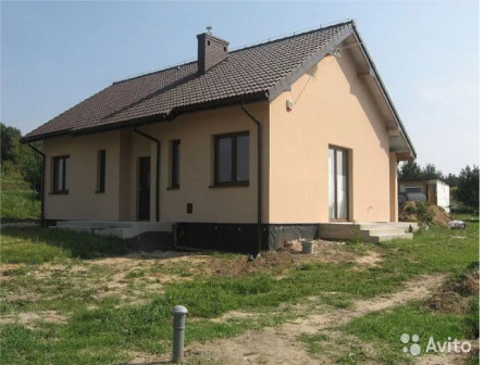 Дом 83 м² на участке 3.5 сот.
