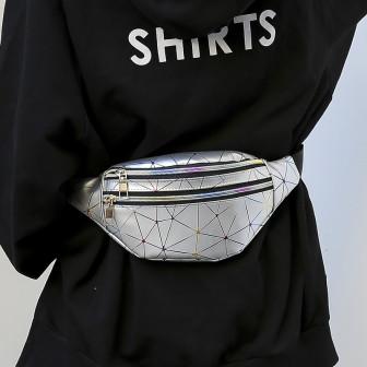 Поясная модная женская сумка для лета