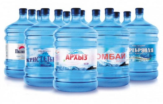 Питьевая вода 19 л.