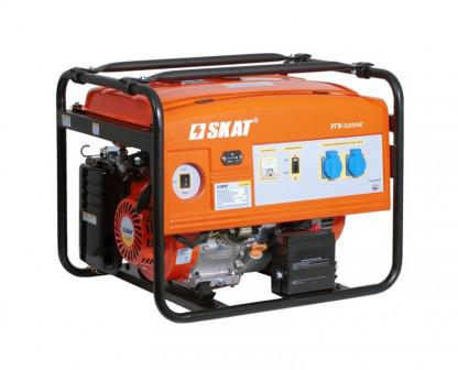 Инверторный генератор SKAT УГБ-3200И