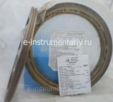 Алмазный круг (2F6V) R2,5 250х12х7хR2,5х200 для обработки кромки стекла АС32 связка М 300