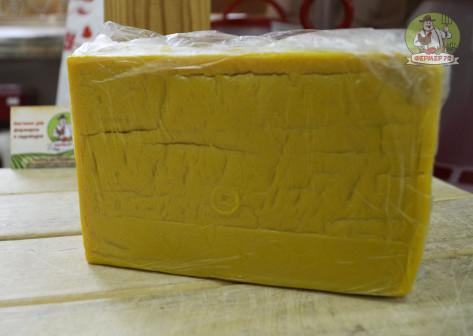 Воск для сыра 500 г (желтый)