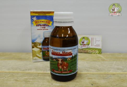 Фермент жидкий Супер Майя «Super Maya» 4500 ед, в бутылке