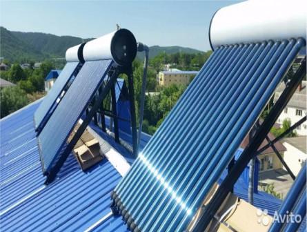 Солнечный водонагреватель 150 л